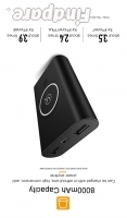 USAMS Wireless Charge + power bank photo 3