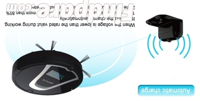 Eworld M884 robot vacuum cleaner photo 8