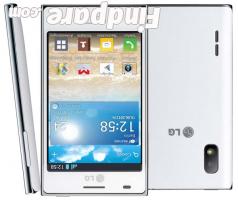 LG Optimus L5 smartphone photo 1
