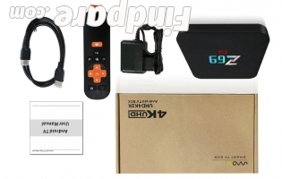 Mesuvida Z69 3GB 32GB TV box photo 2