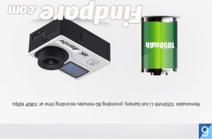 Amkov AMK - H3 action camera photo 5