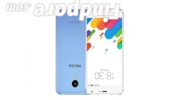 MEIZU Blue Charm Metal 32GB smartphone photo 1