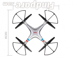 Syma X8G drone photo 6