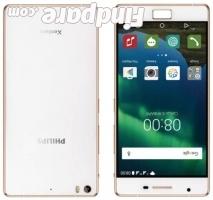 Philips X818 smartphone photo 1