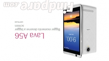 Lava A56 smartphone photo 2
