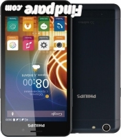 Philips Xenium V526 smartphone photo 1