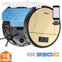 DIQEE 350 robot vacuum cleaner photo 1