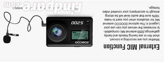 SOOCOO S200 action camera photo 2