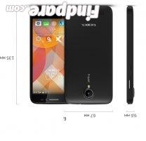 Texet X-quad smartphone photo 1