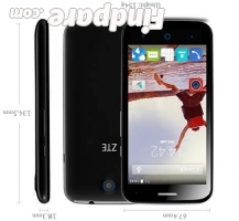 ZTE Blade Q Lux 4G smartphone photo 2