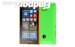 Microsoft Lumia 435 Dual SIM smartphone photo 3
