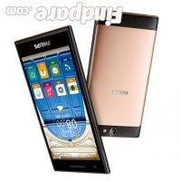 Philips S396 smartphone photo 5