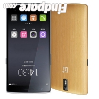 ONEPLUS One 64GB Bamboo smartphone photo 4