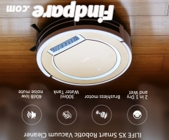 ILIFE X5 robot vacuum cleaner photo 5