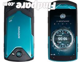 Kyocera Torque G02 smartphone photo 4