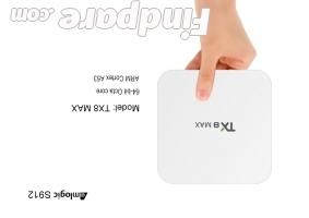 Tanix TX8 MAX 3GB 16GB TV box photo 4