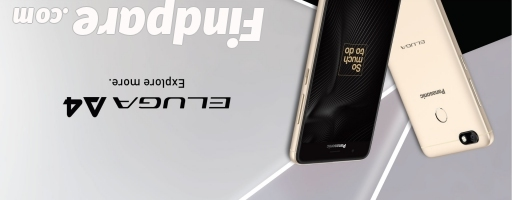 Panasonic Eluga A4 smartphone photo 1
