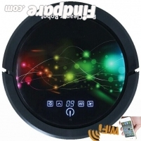 CleanMate QQ6 robot vacuum cleaner photo 3