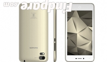 Karbonn Aura Sleek 4G smartphone photo 1