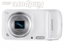Samsung Galaxy S4 zoom smartphone photo 1