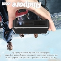 Excelvan EHD-200 portable projector photo 4