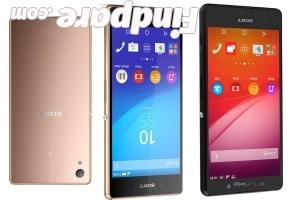 SONY Xperia Z4v smartphone photo 2