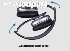 Haoer S490 wireless headphones photo 7