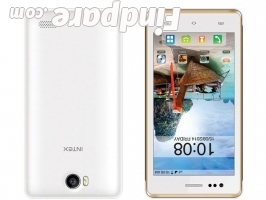 Intex Aqua 4.5E smartphone photo 1