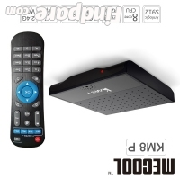 MECOOL KM8 P 2GB + 8GB TV box photo 1