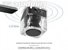 Sardine B6 portable speaker photo 3