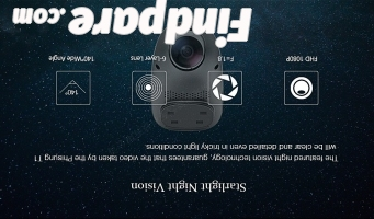 QUIDUX E01 Dash cam photo 4