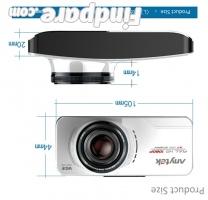 Anytek AT66A Dash cam photo 4
