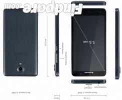 Lenovo A616 smartphone photo 5