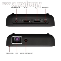 MAGNASONIC PP72 portable projector photo 2