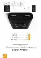 USAMS Wireless Charge + power bank photo 8