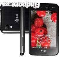 LG Optimus L4 II Dual smartphone photo 1