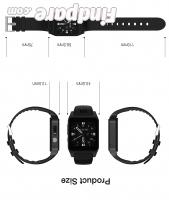 Ordro X86 smart watch photo 11
