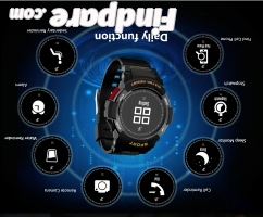 NO.1 F6 smart watch photo 9