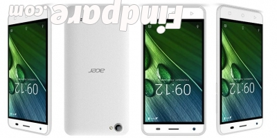 Acer Liquid Z6E smartphone photo 3