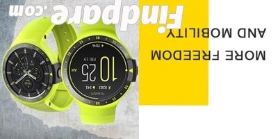 Ticwatch S GLACIER smart watch photo 3