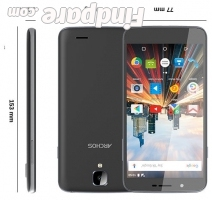 Archos 55 Helium Ultra smartphone photo 2