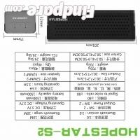 HOPESTAR S2 portable speaker photo 11