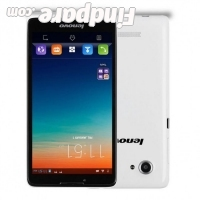 Lenovo A889 smartphone photo 3
