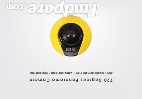Elephone REXSO 720 action camera photo 1