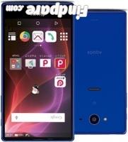 Sharp Aquos Zeta SH-01H smartphone photo 5