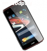 Acer Liquid Z4 smartphone photo 2