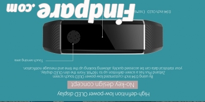 Zeblaze Zeband Plus Sport smart band photo 5