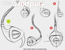 Bluedio Q5 wireless earphones photo 8