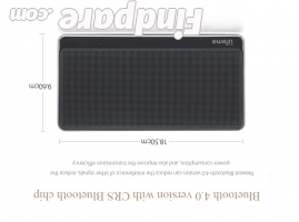 MEIZU Lifeme BTS30 portable speaker photo 6