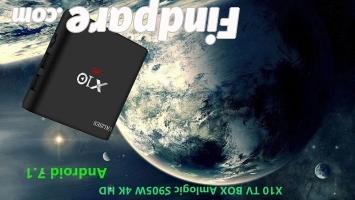 VALISEN X10 2GB 16GB TV box photo 3